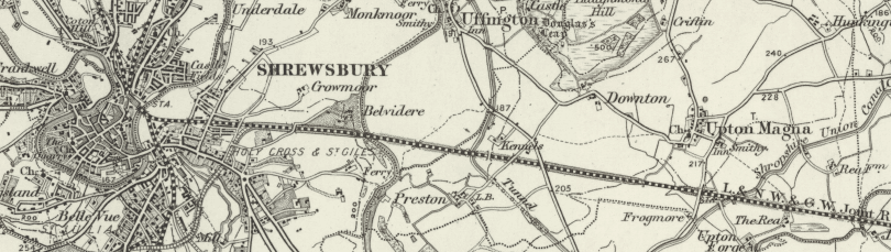 great-britian-map-shrewsbury-upton-magna-os-one-inch-1885-1900-outline