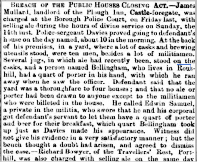Shrewsbury Chronicle - Friday 26 May 1865