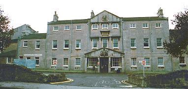 Bath workhouse
