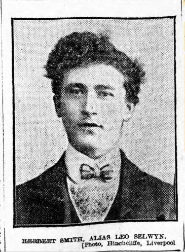 Herbert Smith, 21.