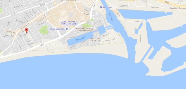 swansea google