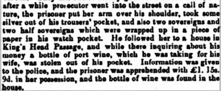 Eddowes's Journal, and General Advertiser for Shropshire, and the Principality of Wales - Wednesday 14 June 1854 watkins wine
