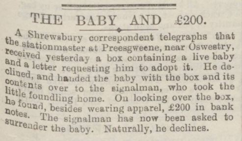 Coventry Evening Telegraph - Wednesday 25 April 1894