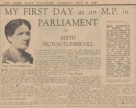Derby Daily Telegraph - Thursday 18 July 1929