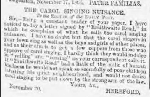 In their defence Birmingham Daily Post - Thursday 22 November 1866