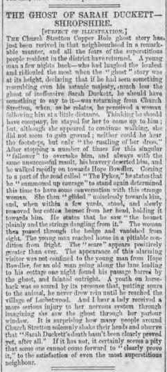 Illustrated Police News - Saturday 25 November 1882