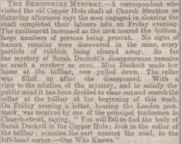Staffordshire Sentinel - Tuesday 11 October 1881