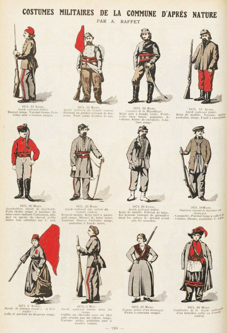 French-Communards-Paris-Commune-France-Military-Uniforms-7x5