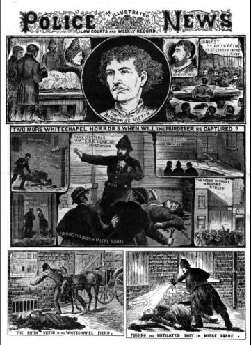 illustrated Police News PG