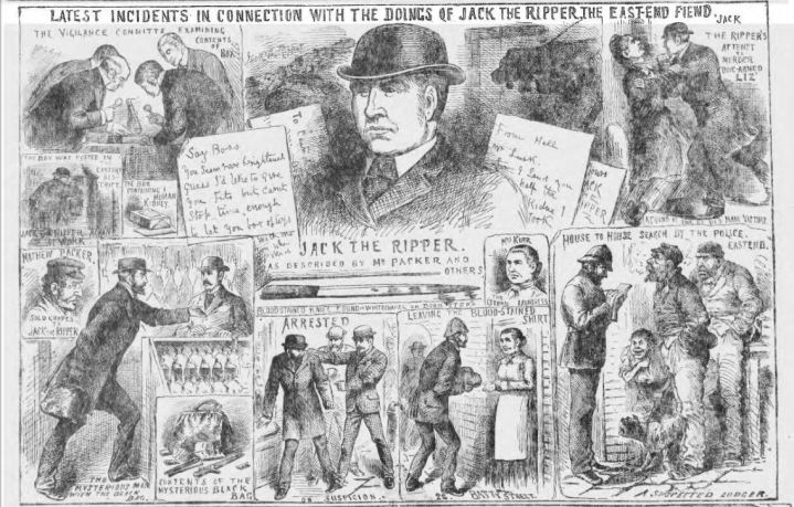 Illustrated Police News - Saturday 27 October 1888